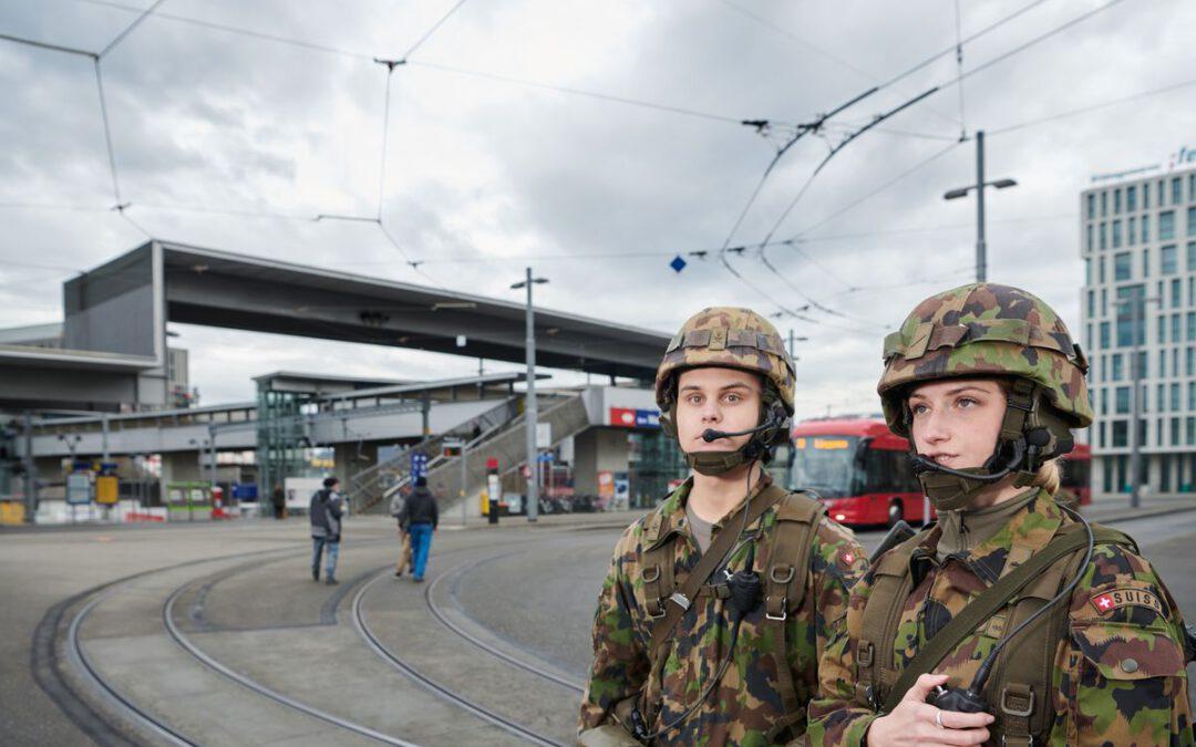 Schweiz: Elbit sorgt für Modernisierung der Kommunikation