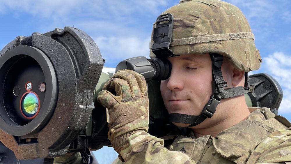 US Army testet SPIKE SR