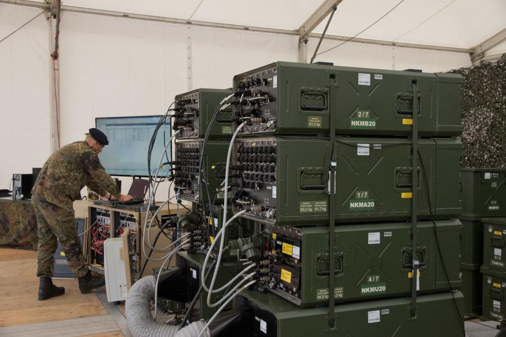 Bundeswehr schreitet bei Digitalisierung voran