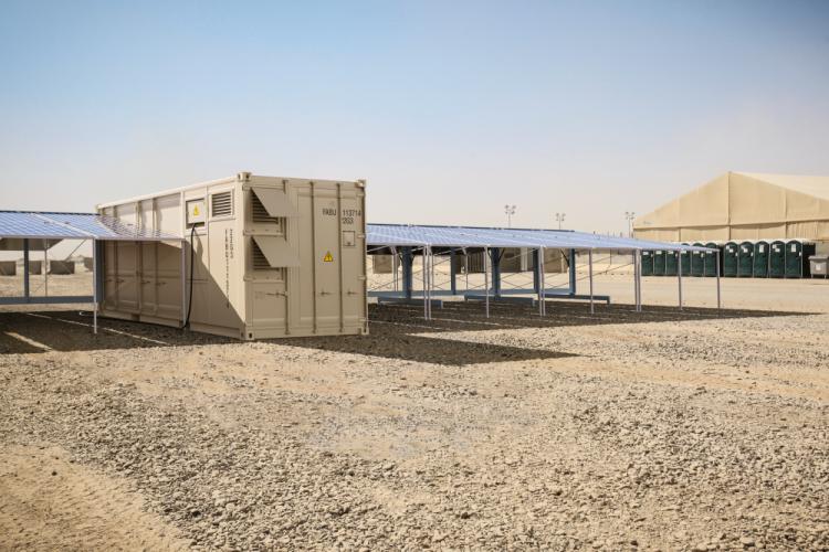 Netzferne Lösungen zur Energieversorgung bei mobilen Einsätzen im In- und Ausland