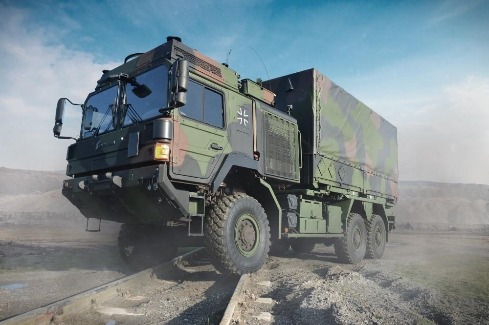 Bundeswehr bestellt bei Rheinmetall weitere 48 schwere Sattelzugmaschinen