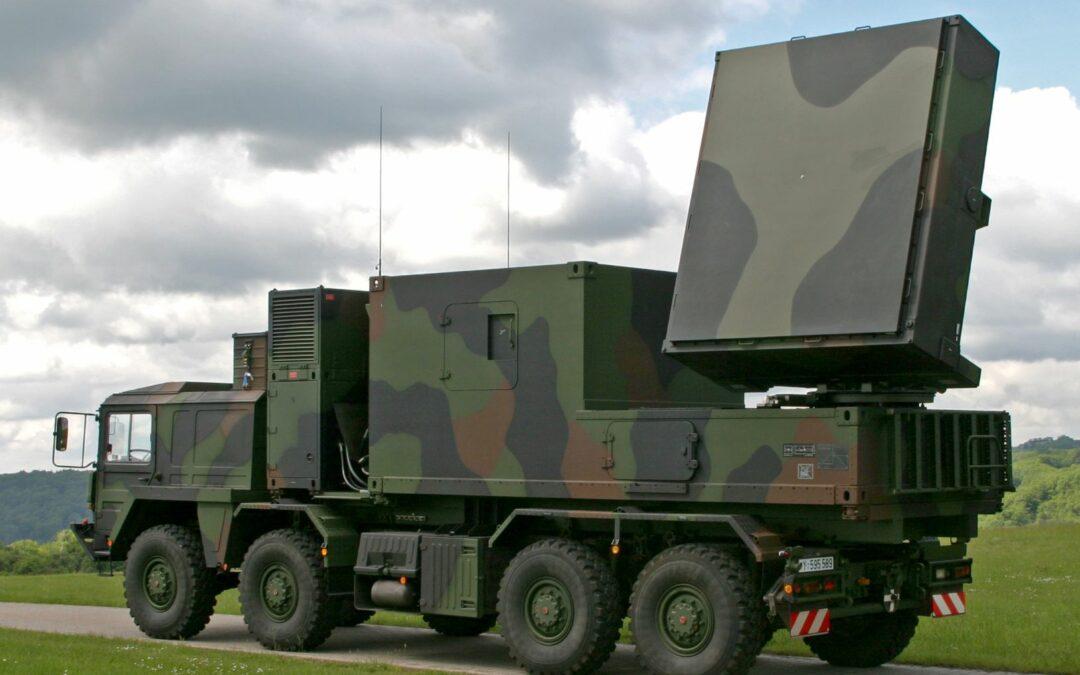 HENSOLDT modernisiert Artillerieortungsradar COBRA