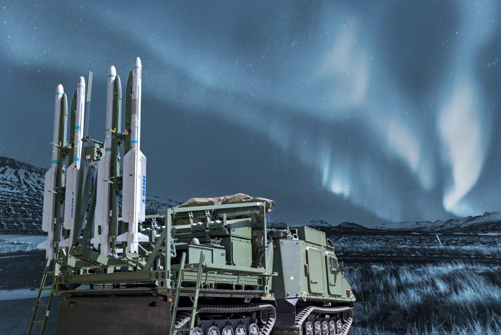 In-Service Support für schwedisches Luftverteidigungssystem