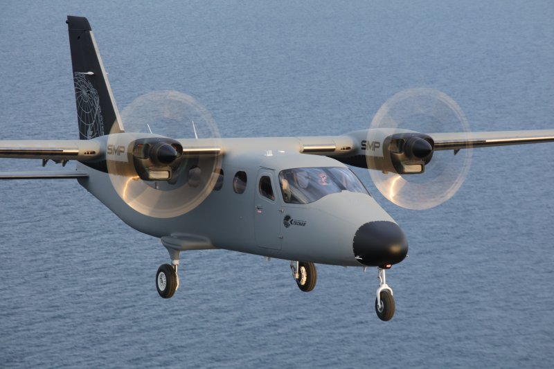 Special Mission Aircraft P2012 SMP