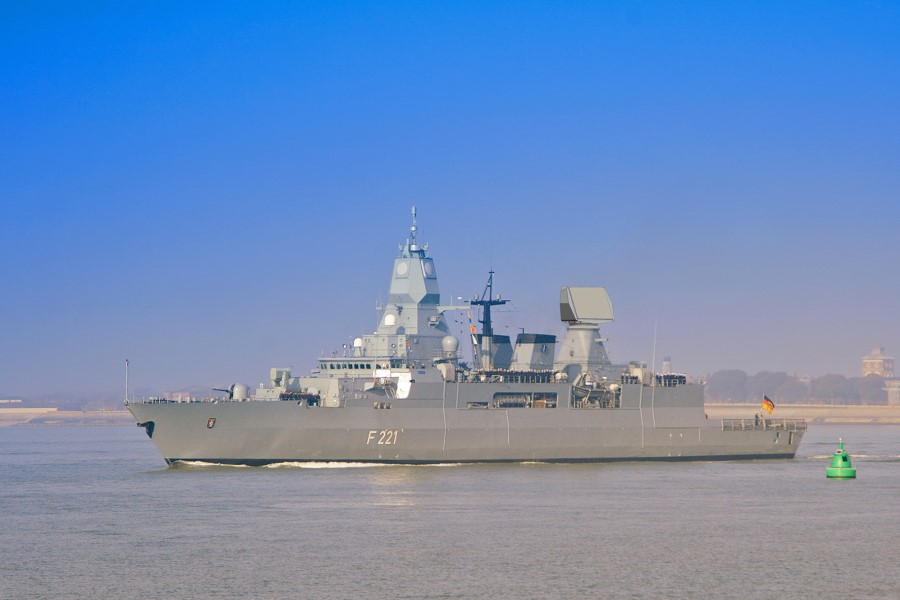 Spotlight Deutsche Marine