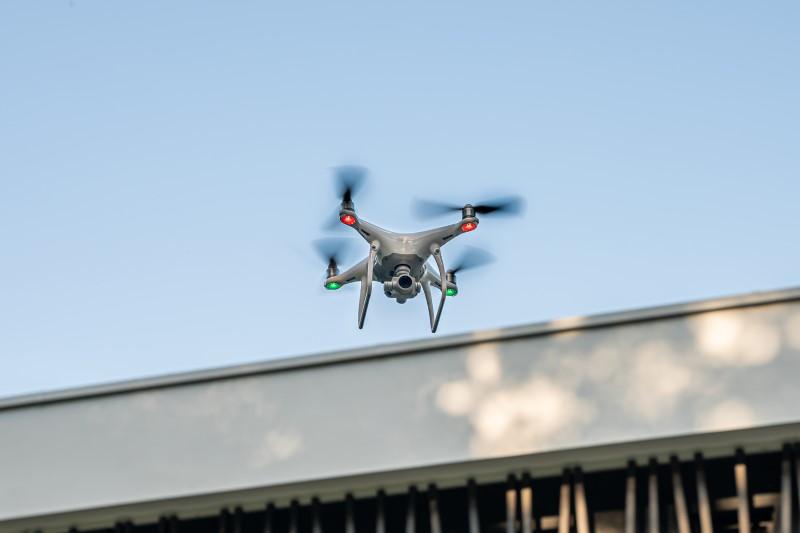 Securiton: Mobiler Drohnenjäger mit Rundum-Blick