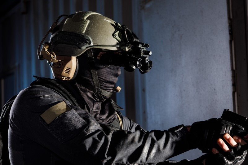 Elbit Systems Deutschland liefert Nachtsichtgeräte an Bundespolizei