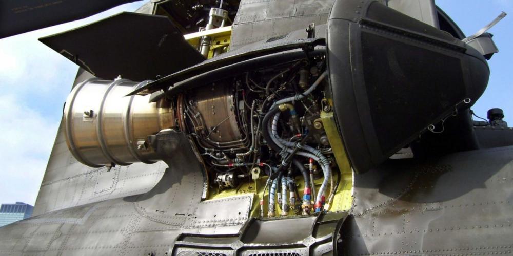 Honeywell stellt neue Triebwerke für CH-47 Chinook her