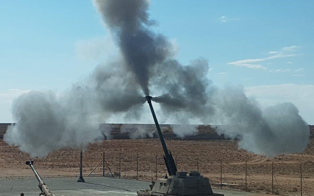 Rheinmetall und Northrop Grumman vereinbaren strategische Partnerschaft für Artilleriemunition