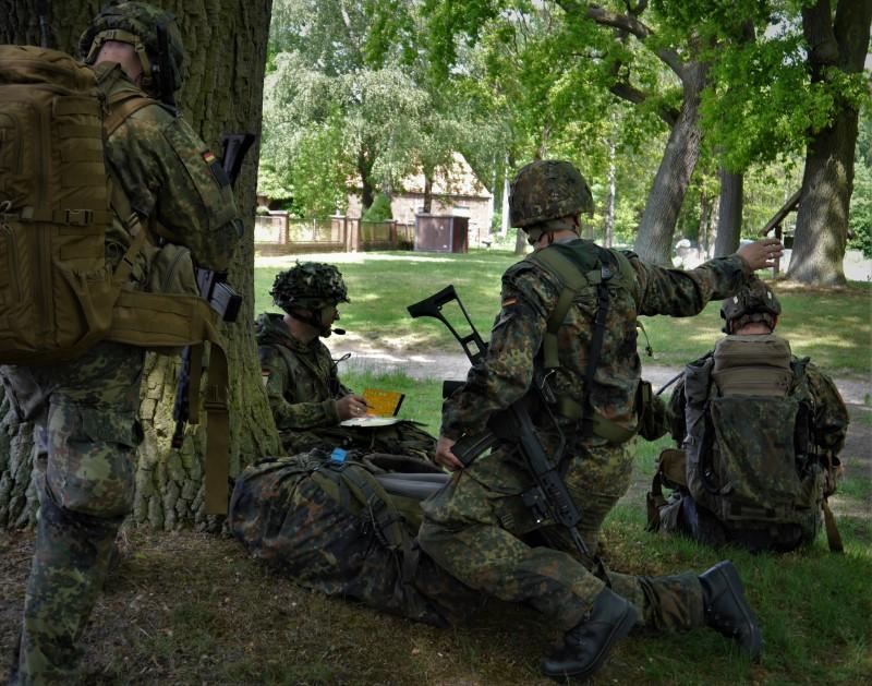 Die neue Offizierausbildung im Heer