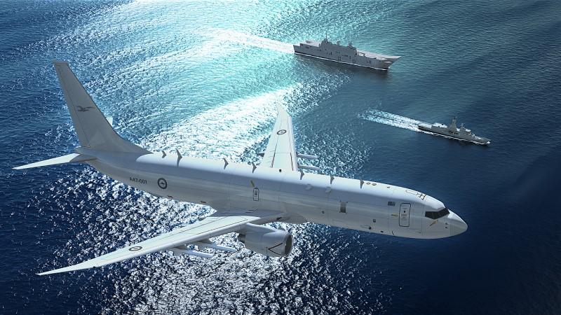 Weitere Boeing P-8A Poseidon bestellt