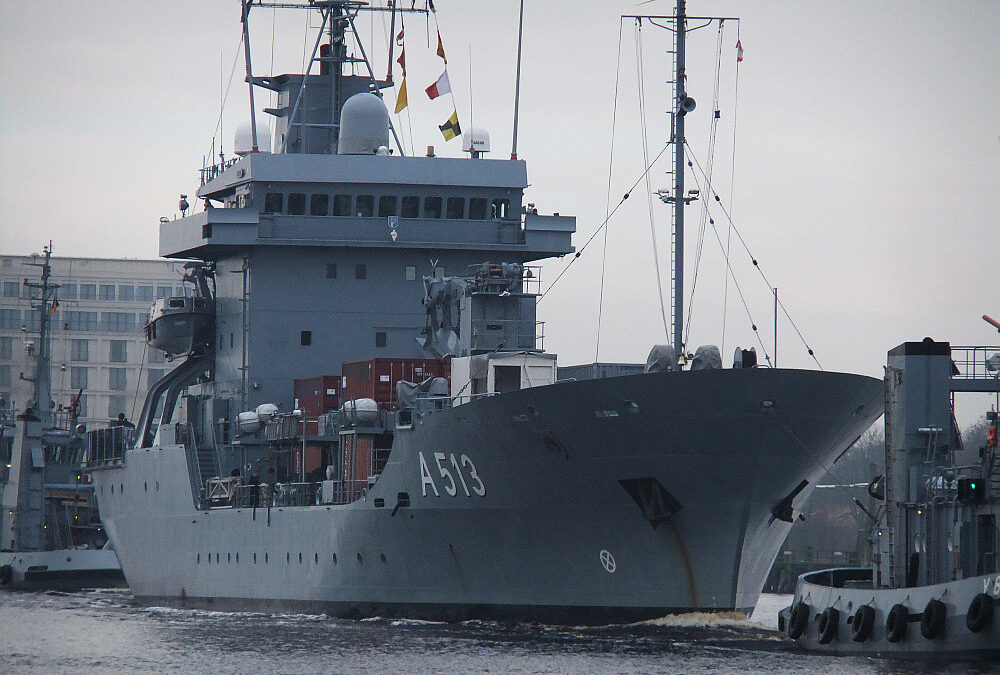 Digitale Transformation der Marine: Cyber Innovation Hub der Bundeswehr ist Geburtshelfer vieler Innovationsvorhaben