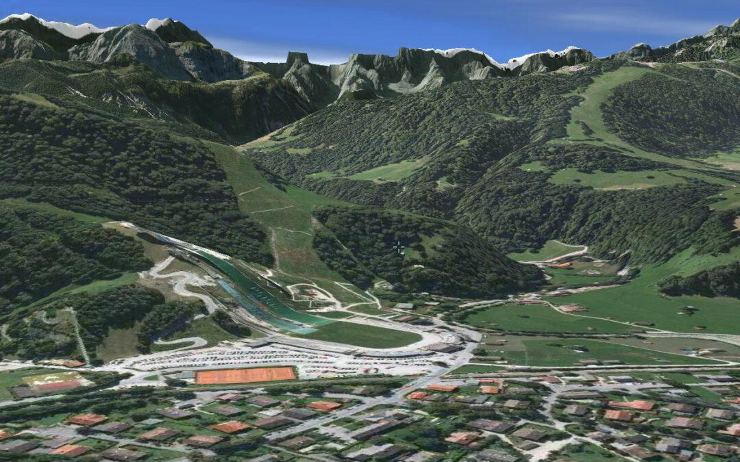 Geoinformationssysteme für Navigation, Visualisierung und Simulation