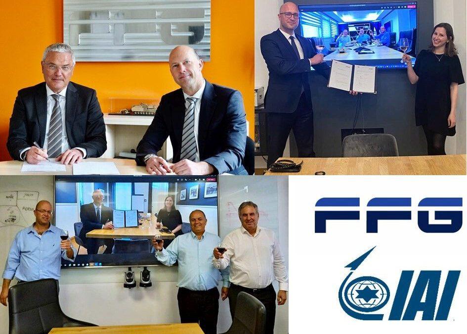 FFG und IAI schließen Kooperation