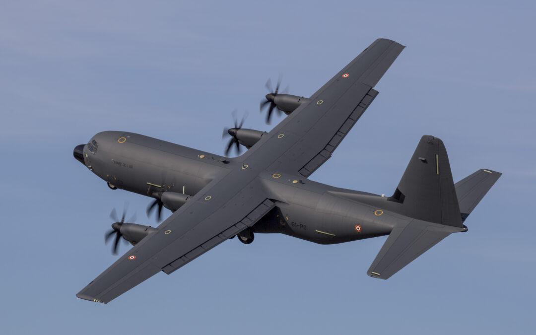 Ausbildung für deutsch-französisches C-130J Geschwader beauftragt