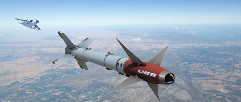 Sidewinder überzeugt im Luft-Boden-Einsatz