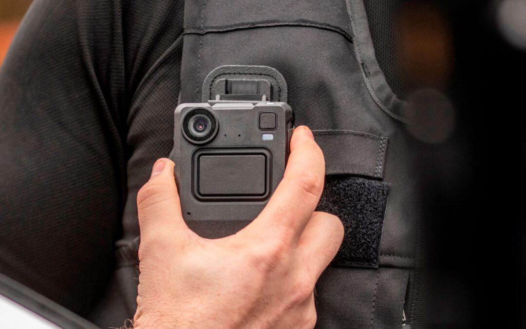 Frankreich beschafft 30.000 Bodycams