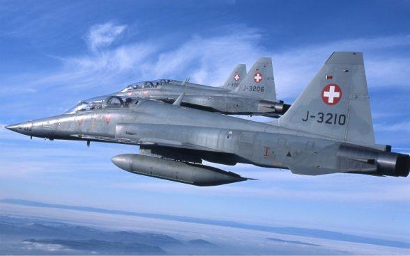 Schweiz: Tiger F-5 der Luftwaffe abgestürzt