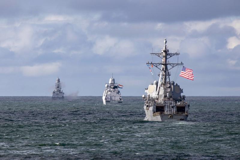 Neues Radar schließt Schwachstellen in der maritimen Raketenabwehr
