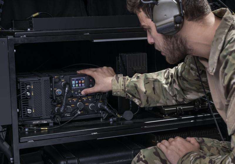 Elbit Systems Deutschland liefert E-LynX-Funkgeräte an die schwedische Armee