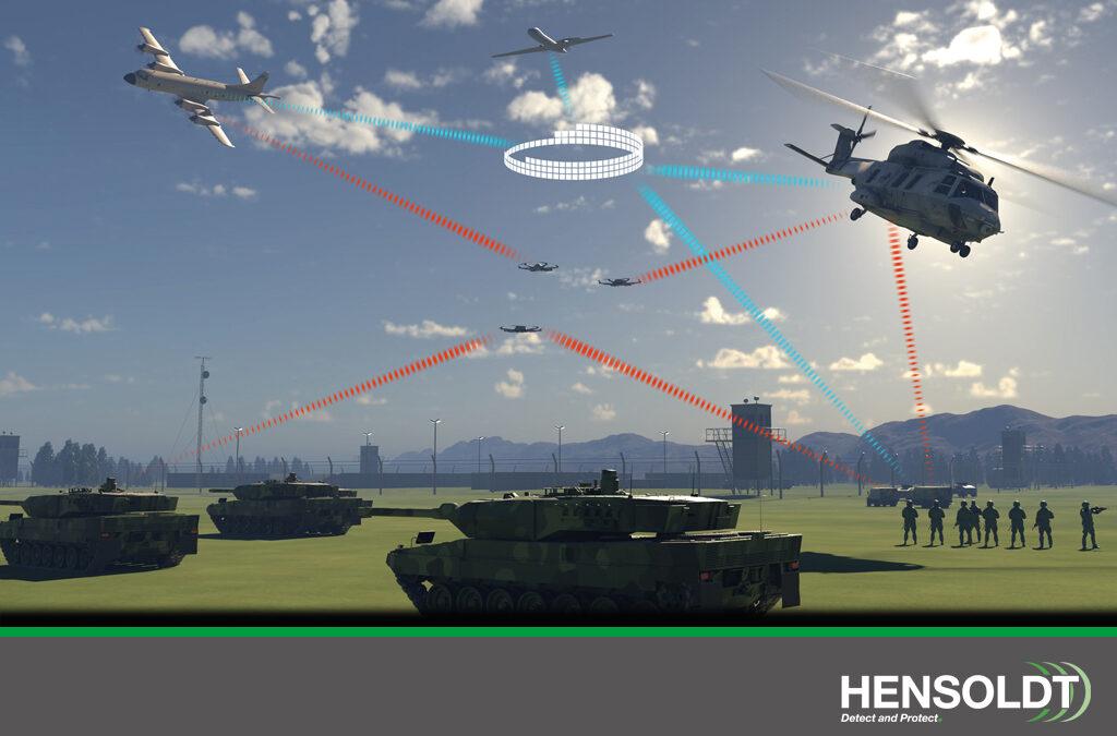 AFCEA: HENSOLDT demonstriert Combat Cloud