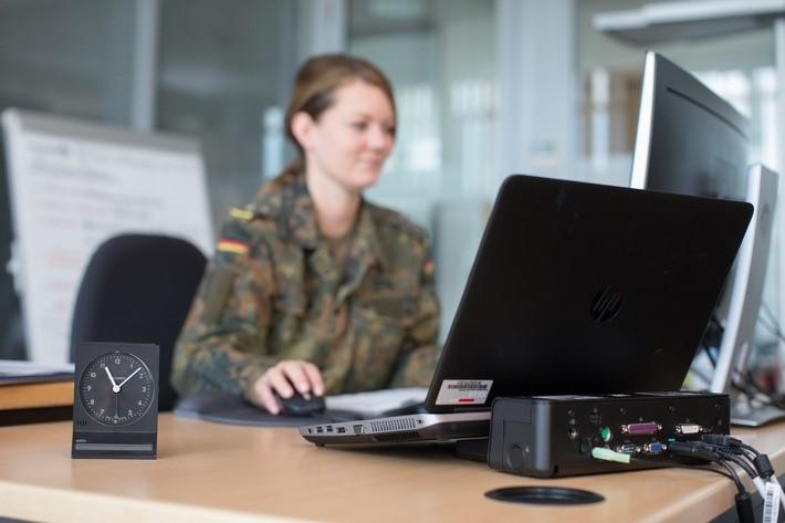 Bundeswehr stellt IT-Kapazitäten zukunftssicher auf