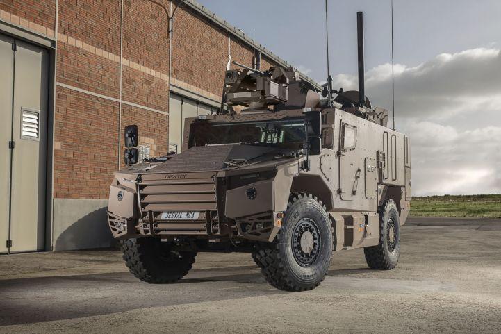 Luxemburg beschafft 80 leicht gepanzerte Fahrzeuge über NSPA