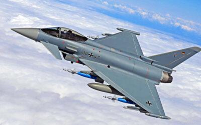 Indra rüstet 38 deutsche Eurofighter mit moderner Sensorik aus