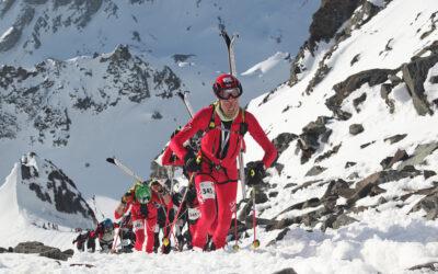 Einschreibung zur Patrouille des Glaciers 2022