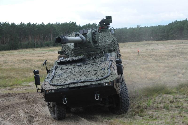 RCH155 mit Hunter-Killer-Fähigkeit