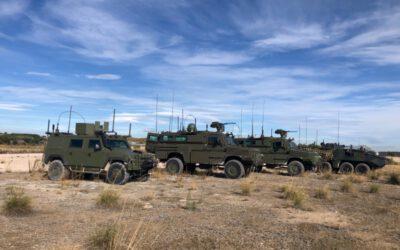 Spanien erhält weitere Netline C-Guard RJ Fahrzeug-IED-Abwehrsysteme