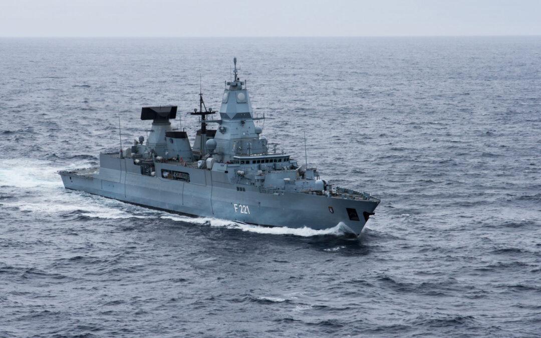 Marine bestellt TETRA Digitalfunknetze von Motorola Solutions