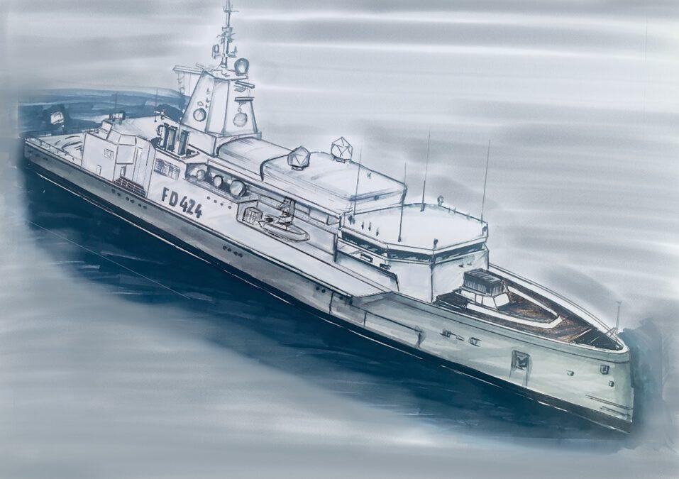 Bundeswehr erhält neue Flottendienstboote