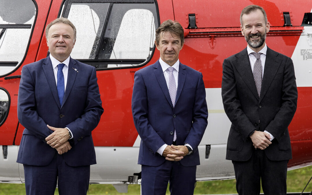 Reiser Simulation und Training GmbH erweitert das Portfolio der Hubschrauber-Vollflugsimulatoren