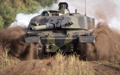 DSEI: Rheinmetall und RBSL präsentieren Schlüsselvorhaben der britischen Streitkräfte