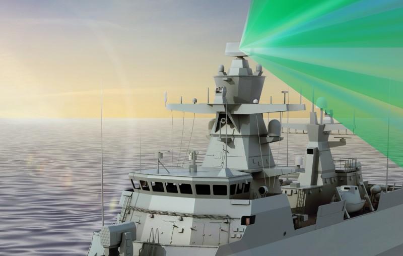 DSEI: HENSOLDT stellt neues Marine-Überwachungsradar vor