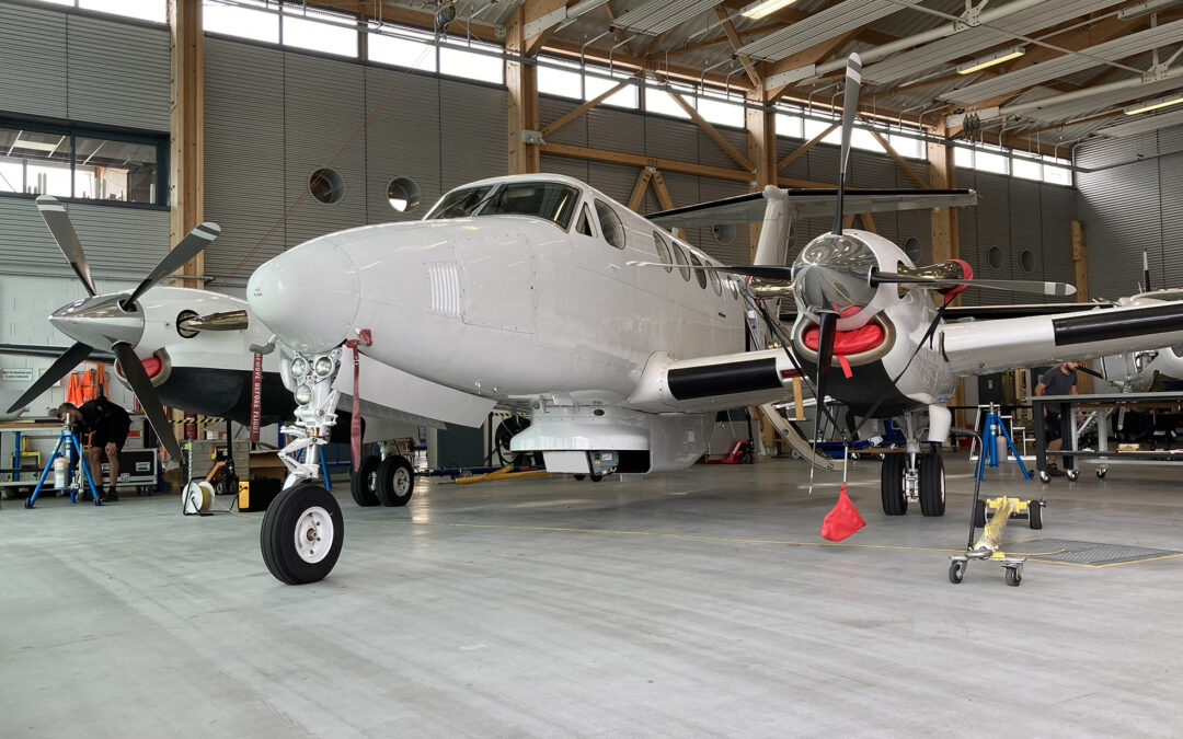 HENSOLDT erhält Auftrag für PrecISR-Luftüberwachungsradar von CAE-Aviation