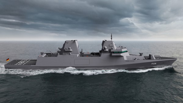R&S liefert KORA für Fregatten F126