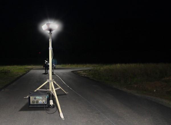 AFCEA: Autarke Notbeleuchtung, immer und überall