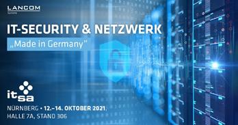 it-sa 2021: Cloud-managed Security und integrierte KMU-Lösungen im Fokus