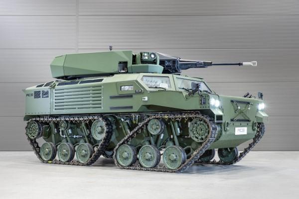 Gesamtsystemdemonstrator für einen zukünftigen Luftbeweglichen Waffenträger (GSD LuWa) vor Vertretern des BMVg und BAAINBw vorgestellt