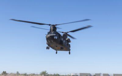 Erste Boeing CH-47 Chinook Block II bestellt