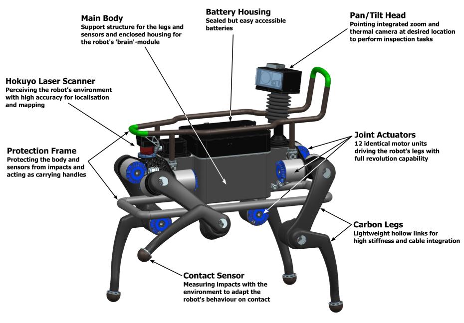 Schweiz gewinnt DARPA Robotik-Wettkampf