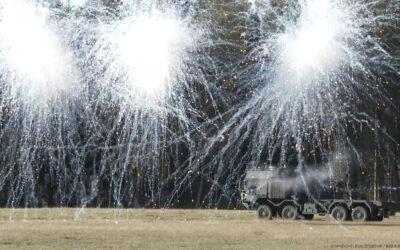 Rheinmetall ROSY-Schnellnebelsysteme für die Wechsellader-LKW der Bundeswehr